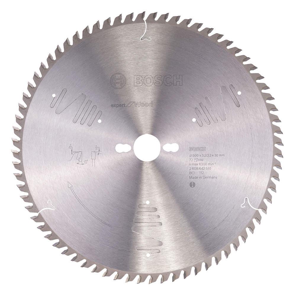 254x30x22D pos Disco de sierra circular CSB Expert madera BOSCH 2608644340